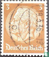 Paul von Hindenburg, 1847-1934