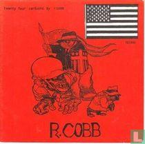 Twenty Four Cartoons by R. Cobb