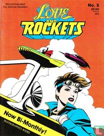 Love and Rockets 5