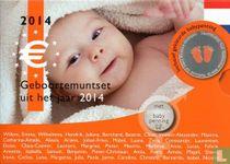"""Netherlands mint set 2014 """"Babyset"""""""