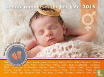 """Netherlands mint set 2015 """"Babyset"""""""