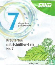 7 Magnesium phosphoricum