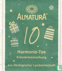 10 Harmonie-Tee