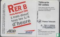 SNCF - RER B