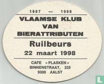 Vlaamse klub van bierattributen