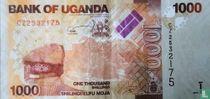 Oeganda 1.000 Shillings 2017