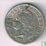 Argentinië 5 centavos 1920