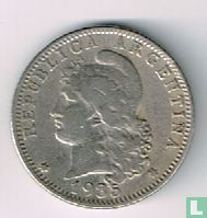Argentina 20 centavos 1935
