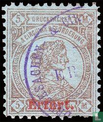 Frankofurtia, markierte Erfurt