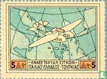 Griekenland en de Middellandse Zee