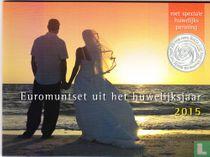 "Netherlands mint set 2015 ""Wedding set"""