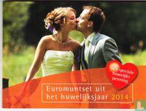 "Netherlands mint set 2014 ""Wedding set"""