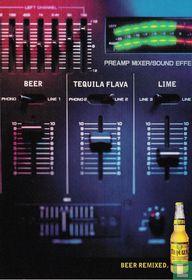 """Tequiza """"Beer Remixed"""""""