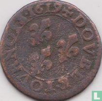 France double tournois 1619 (G)