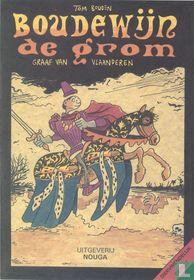 Boudewijn de Grom graaf van Vlaanderen