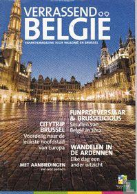Verrassend België vakantiemagazine voor Wallonië en Brussel