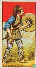 Frankische krijgsman