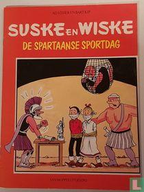De Spartaanse sportdag