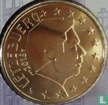Luxembourg 50 cent 2018 (Sint Servaasbrug)