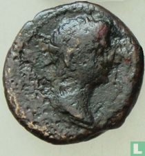 Thessaloniki, Macedonië (Romeinse Rijk)  AE18  31 BCE-14 CE