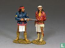 Apache Prisoner ... & Apache Guard