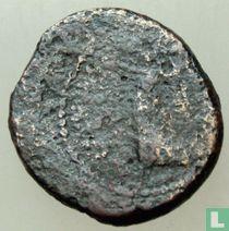 Thessalonica, Macedonië (Romeinse Rijk, Marcus Antonius en Octavianus)  AE31  43-34 BCE