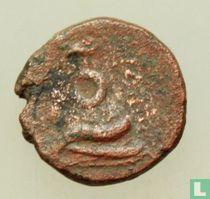 Pergamon, Mysia  AE21  200-0 BCE