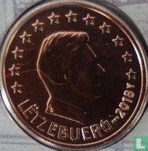 Luxembourg 1 cent 2018 (Sint Servaasbrug)