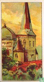 Sint-Jans' kerk, te Luik