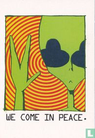 """133 - Marcus Nada """"We Come In Peace"""""""
