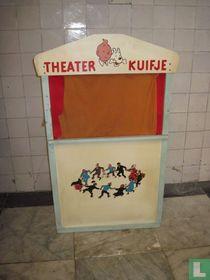 Kuifje theater poppenkast