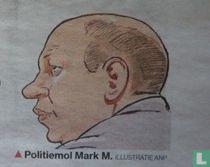 Politiemol Mark M. krijgt 5 jaar cel