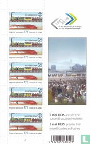 175 YEARS OF BELGIAN RAILWAYS
