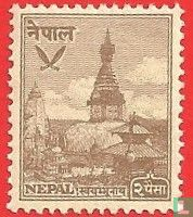Tempel Swayambunath