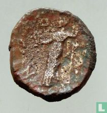 Syracuse, Sicilië  AE20  212-150 BCE