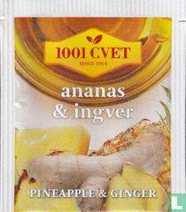 ananas & ingver