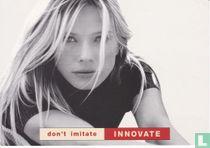 "Hugo Boss ""don´t imitate Innovate"""