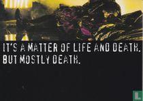 """Blade Runner """"It´s A Matter Of Life..."""""""