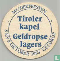 Tiroler kapel Geldropse Jagers