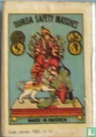 Durga safety matches doosje