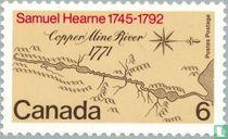 Expeditie Samuel Hearne naar de Copperminerivier