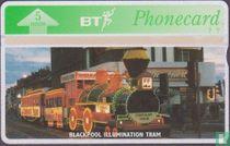 Illumination Tram Blackpool