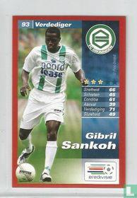 Gibril Sankoh