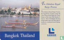 The Fabulous Royal Barge Process