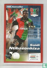 Saidi Ntibazonkiza