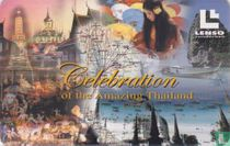 Jointly celebrate by touring Thailand