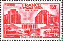 U.N.O. Vergadering - Parijs