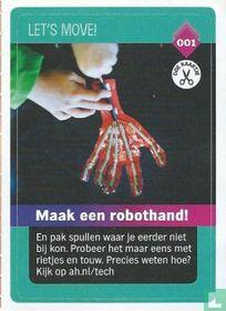 Maak een robothand!
