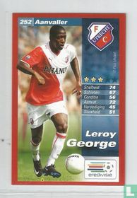 Leroy George