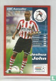 Joshua John